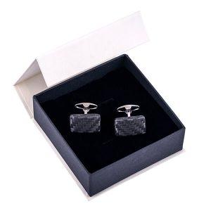 Carbon Fiber jewelry box Zak Code